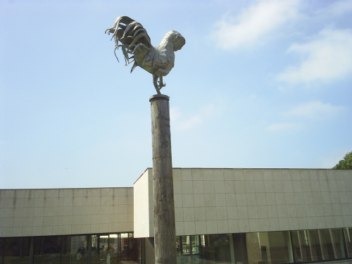 pompe,moulin,oiseau