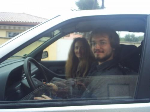 Le jeune automobiliste et sa mère.JPG