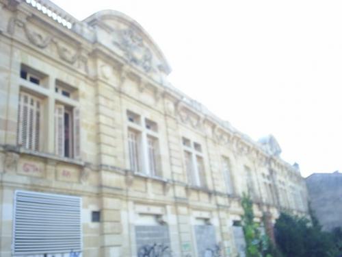 Fronton rue de Laseppe ROMNESTRAS.JPG